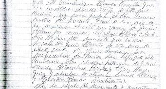 ¿Porque mi Copia de Folio de Nacimiento esta escrita a mano en Honduras?